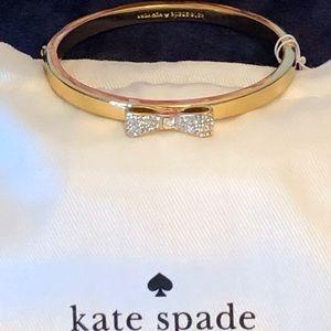 KATE SPADE ready set bow Bracelet - Gold